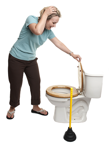 A blocked toilet in Brisbane is usually a sign of a much bigger problem. It can actually be a blocked drain. It is best to call a fully qualified plumbing expert.